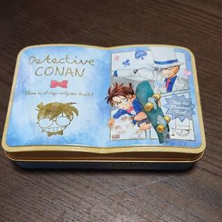 名探偵コナン ブック缶 怪盗キッド ホワイトデー イオン限定(菓子/デザート)