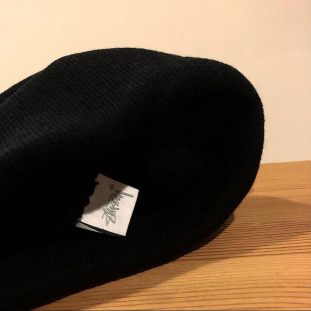 STUSSY(ステューシー)のSTUSSY ビーニー メンズの帽子(ニット帽/ビーニー)の商品写真