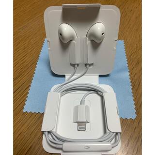 iPhone - Apple 純正 イヤフォン 正規品
