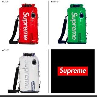Supreme - supreme drybag   pouchセット