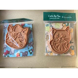 AfternoonTea - 【新品未開封】アフタヌーンティー・キャッツナップタイム 猫クッキー型 2セット