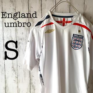 UMBRO - 【サッカー×古着】イングランド アンブロ メンズ トップス シャツ ゲームシャツ