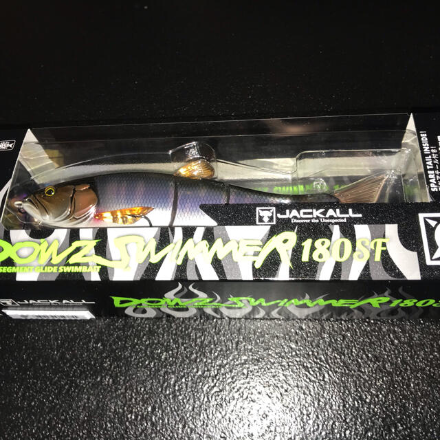 JACKALL(ジャッカル)の送料無料 ジャッカル ダウズスイマー180SF スポーツ/アウトドアのフィッシング(ルアー用品)の商品写真