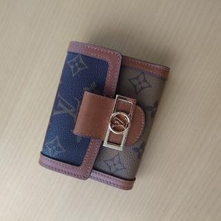 LOUIS VUITTON - ドーフィーヌコンパクト財布