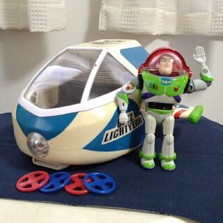 トイ・ストーリー - トイ・ストーリー バズ スペースエクスプローラー 宇宙船