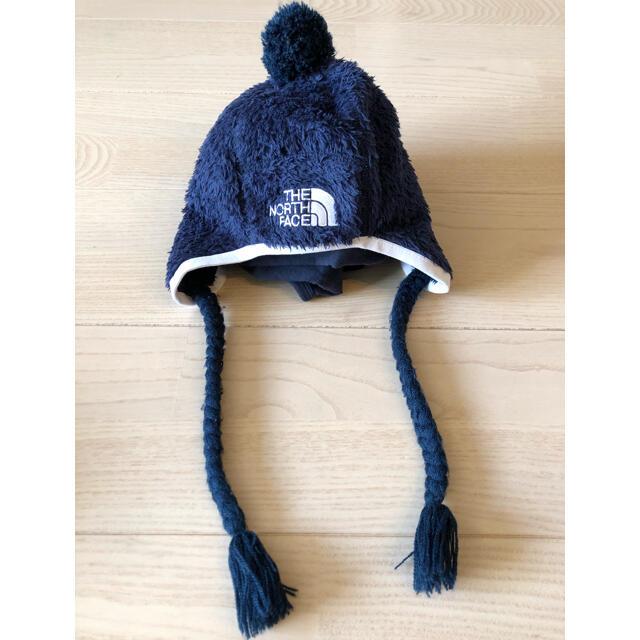 THE NORTH FACE(ザノースフェイス)のノースフェイス ベビー帽子 キッズ/ベビー/マタニティのこども用ファッション小物(帽子)の商品写真