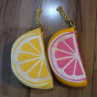 FEILER - 新品 フェイラー レモン グレープフルーツ ポーチ