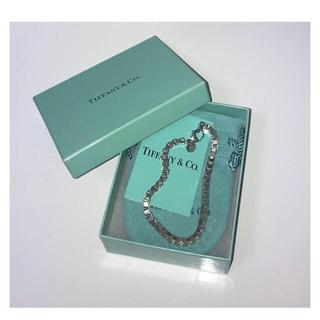 Tiffany & Co. - Tiffany&Co. ティファニー ブレスレット ベネチアン シルバー