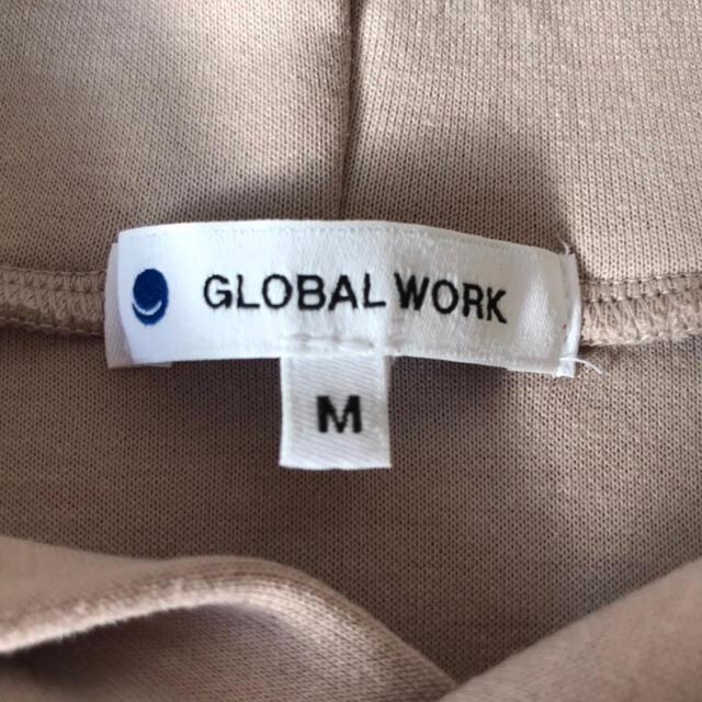 GLOBAL WORK(グローバルワーク)のスウェット トレーナー トップス レディースのトップス(トレーナー/スウェット)の商品写真