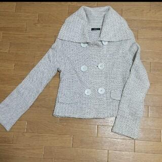 コムサイズム(COMME CA ISM)の柔らかい生地のジャケット(テーラードジャケット)