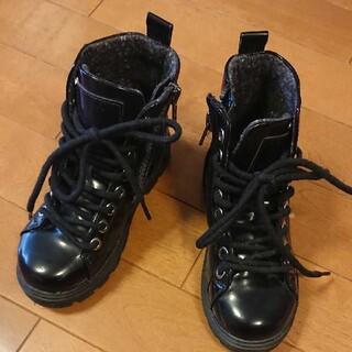 ザラキッズ(ZARA KIDS)のZARA シューズ 17cm ブーツ スニーカー(ブーツ)