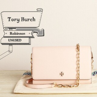 Tory Burch - トリーバーチ 未使用 ロビンソン チェーン ウォレット ショルダー バッグ