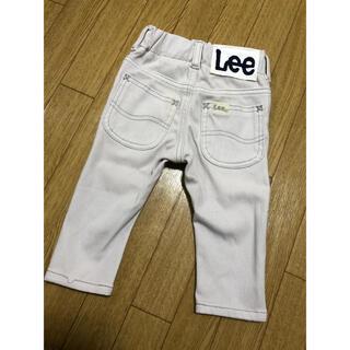 リー(Lee)のLee キッズ デニムパンツ 80(パンツ)