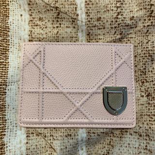 クリスチャンディオール(Christian Dior)のディオールのカードケース★新品(名刺入れ/定期入れ)