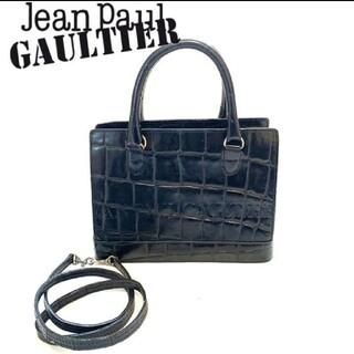 ジャンポールゴルチエ(Jean-Paul GAULTIER)のJean Paul Gaultier ジャンポールゴルチエ バッグ 2way(ショルダーバッグ)