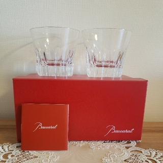 Baccarat - Baccaratバカラペアグラス