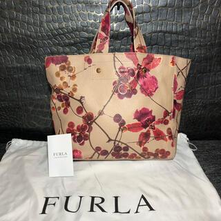 Furla - 超美品 FURLA トートバッグ 保存袋付き