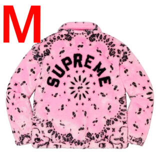 Supreme - 【M】Supreme Bandana Fur シュプリーム バンダナ ファー