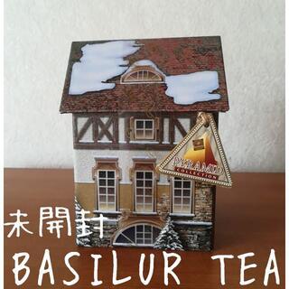 未開封 バシラーティー BASILUR Tea House 紅茶(茶)