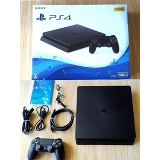 PlayStation4 - PlayStation4本体 CUH-2100A 500GB オマケ付