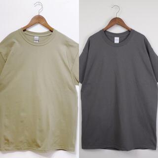 GILDAN - 【新品】ギルダン6.0oz オーバーサイズ 無地半袖Tシャツ 2枚セット 2XL