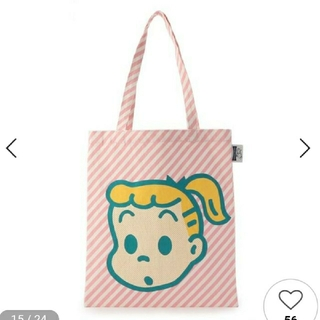 ROOTOTE - オサムグッズ×ROOTOTE限定デザイン A4トートバッグ