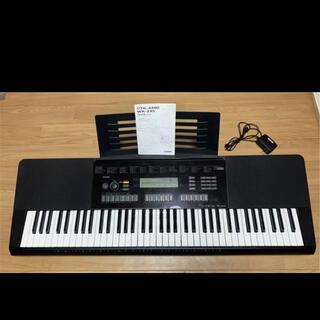 CASIO - CASIO 76鍵盤 WK-245 電子ピアノ
