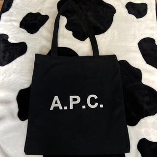 A.P.C - a.p.c. トートバッグ アーペーセー ロゴ