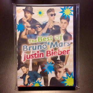送料無料!BrunoMars & JustinBieberDVD!EDM DJ(ミュージック)