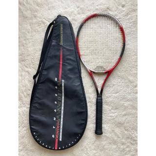 ブリヂストン(BRIDGESTONE)の【中古・希少品】テニスの王子様 越前リョーマ 公式モデル コスプレ 硬式ラケット(ラケット)