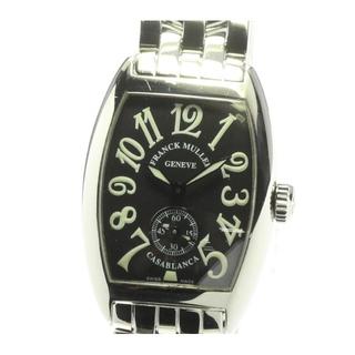フランクミュラー(FRANCK MULLER)のフランクミュラー カサブランカ  1750S6 手巻き レディース 【中古】(腕時計)