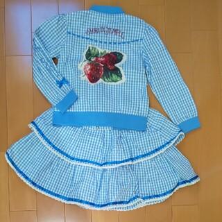Shirley Temple - シャーリーテンプル 130*イチゴセット