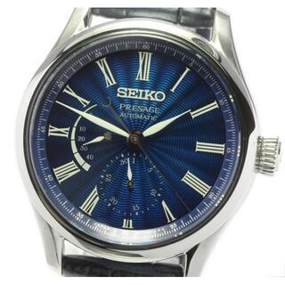 セイコー(SEIKO)の☆良品 セイコー プレサージュ 七宝限定モデル SARW039 メンズ 【中古】(腕時計(アナログ))