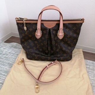 LOUIS VUITTON - 極美品 LOUIS VUITTON パレルモPM