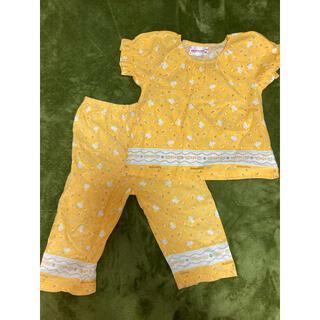 ハローキティ(ハローキティ)のパジャマ 女の子 ハローキティ 110(パジャマ)