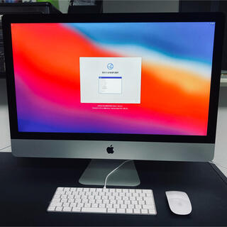 Mac (Apple) - iMac 27インチ 2017 Retina 5K Apple