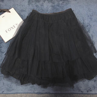 FOXEY - フォクシーニューヨーク スカート35617 Skirt Tutu Prim 38