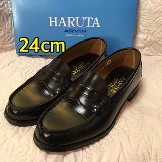 HARUTA - HARUTA  ローファー 24cmEE