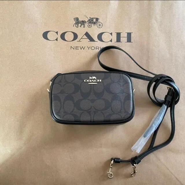 COACH(コーチ)の【新品】COACH ショルダーバッグ ボディバッグ レディースのバッグ(ショルダーバッグ)の商品写真