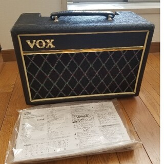 ヴォックス(VOX)のVOX Pathfinder bass 10 アンプ(ベースアンプ)