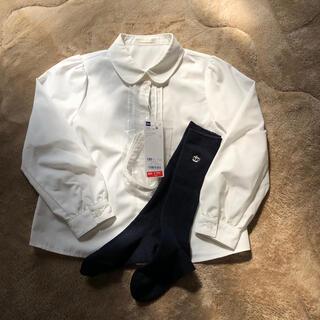 GU - ブラウス&靴下