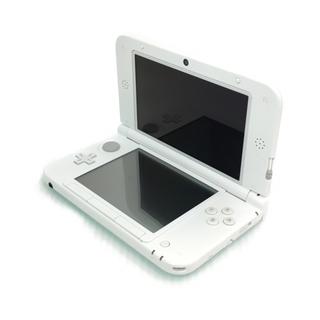 Nintendo 3DSLL 本体 グリーンホワイト(家庭用ゲーム機本体)