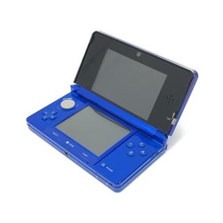 訳あり Nintendo 3DS 本体 ブルー系(家庭用ゲーム機本体)
