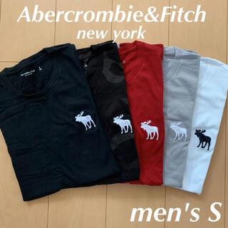 Abercrombie&Fitch - 【新品】A&F アバクロ ビッグムース ロゴT S 単品