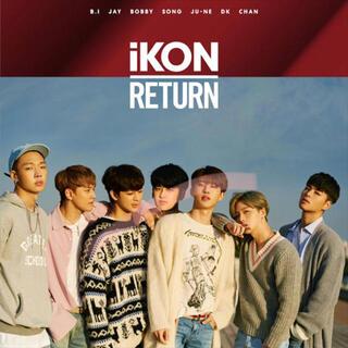 iKON - iKON 『RETURN』CD 3枚セット