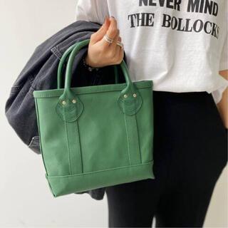 L'Appartement DEUXIEME CLASSE - Hello Bonjour Mini Tote Bag グリーン