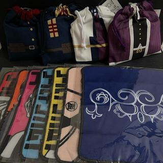 タカラトミーアーツ(T-ARTS)のゴールデンカムイ 巾着4種&コレクションミニタオル全7種 セット(タオル)