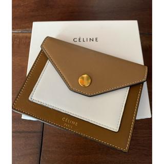 celine - セリーヌ  名刺カードケース