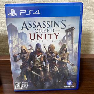 PlayStation4 - アサシンクリード ユニティ