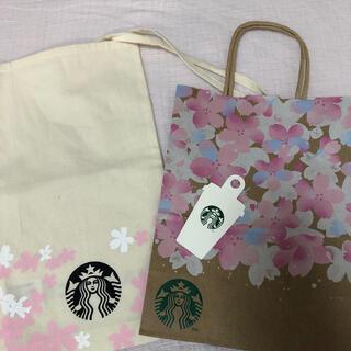 Starbucks Coffee - スターバックス ギフトバック